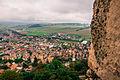 Orasul Rupea vazut din Cetatea Rupea 4.jpg