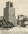 Oristano piazza del mercato e torre San Cristoforo.jpg