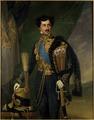 Oskar I, 1799-1859, kung av Sverige och Norge (Fredric Westin) - Nationalmuseum - 39757.tif