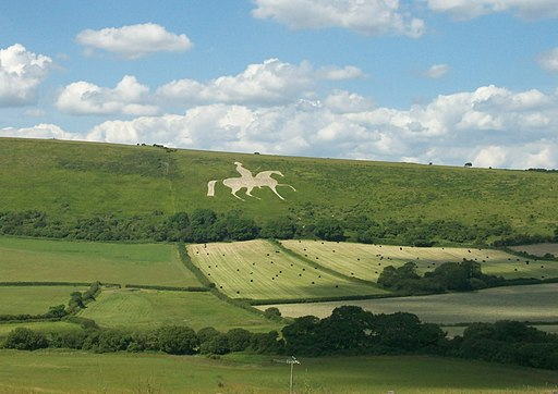 Osmington White Horse (Weymouth)