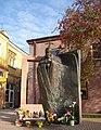 Ostrowiec pomnik Jana Pawla II 20071008 0917.jpg