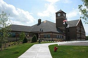 Oswego, Illinois - Village Hall
