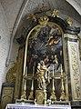 Otto van Veen (1556-1629) Hemelvaart van Maria - Collegiale Sint-Hippolytus - Poligny 5-9-2017 10-36-48.JPG