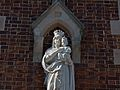 Our Lady of the Sacred Heart Church, Randwick - Statue - 001.jpg