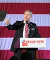 Outgoing Senator David Vitter, Republican, Louisiana, LAGOP GOTVR Dec2016 150 (31439742352).jpg