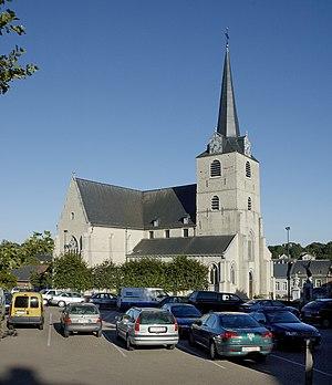 Overijse - Image: Overijse kerk