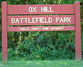 OxHillBattlefieldParkSign.jpg