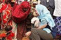 Oxfam East Africa - Oxfam Ambassador Kristin Davis visits Dadaab refugee camp 04.jpg