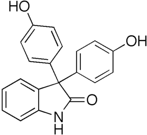 Oxyphenisatine - Image: Oxyphenisatine
