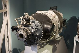 Haley Industries -  A Pratt and Whitney aero engine including Haley components.