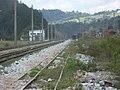 Pátio da Estação Engenheiro Acrísio em Mairinque - Variante Boa Vista-Guaianã km 166 - panoramio (6).jpg