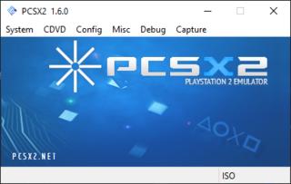PCSX2 Video game console emulator