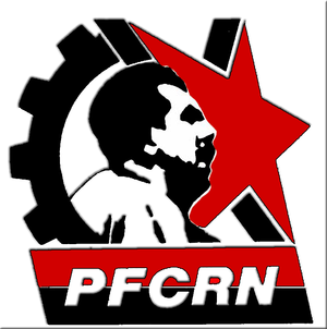 LV Legislature of the Mexican Congress - Image: PFCRN Logo