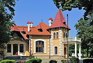 Mielec - Oborski Palace