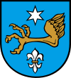 Coat of arms of Gmina Suchań