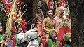 PUTRI SEKAR TAJI dalam Festival Barongan Blora tahun 2015 02.jpg