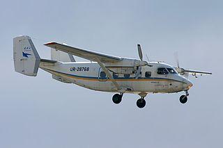 Antonov An-28 Utility transport aircraft by Antonov