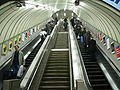 Paddington Bakerloo Line escalators.jpg