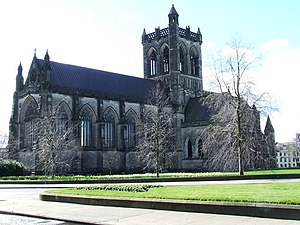 Ragnall mac Somairle - Paisley Abbey. Ragnall's grant to the priory (later abbey) of Paisley may be evidence of an alliance with the kindred who defeated his father. Ragnall may well have ended his days at the monastery.