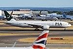Pakistan International Airlines, AP-BGJ, Boeing 777-240 ER (43687230704).jpg