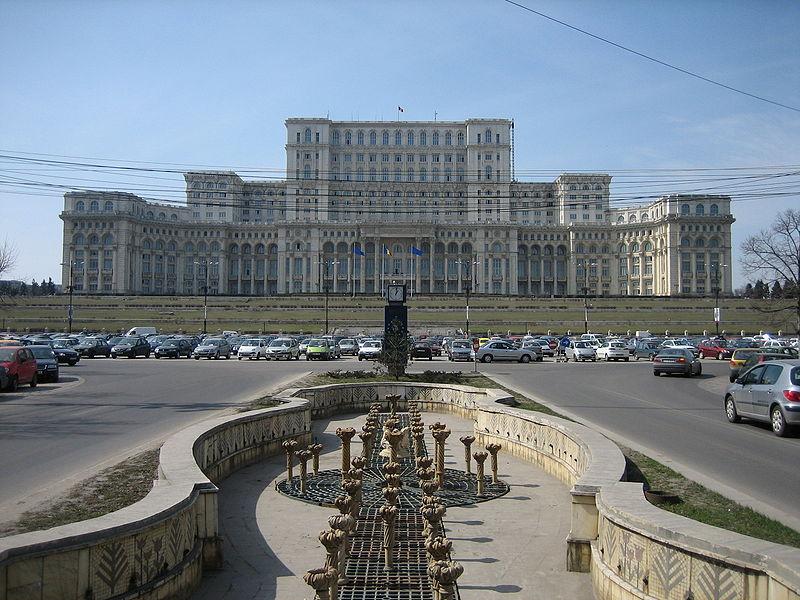 File:PalaceParliament, Bucharest.jpg