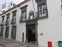 Palacete Nicolau Geraldo Freitas Barreto, Funchal, Madeira - IMG 8809.jpg