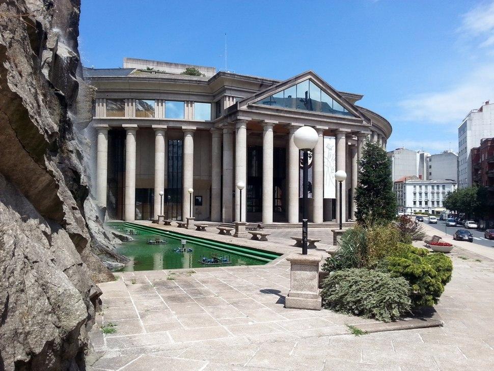 Palacio da Ópera (A Coruña)