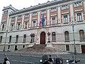 Palazzo Montecitorio - back side on piazza del Parlamento.jpg