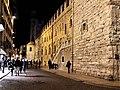Palazzo Pretorio (Trento) foto 1 lato opposto a piazza del duomo.jpg