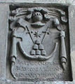 Palazzo d'Arnolfo, stemma fabbroni, 1638-39.JPG
