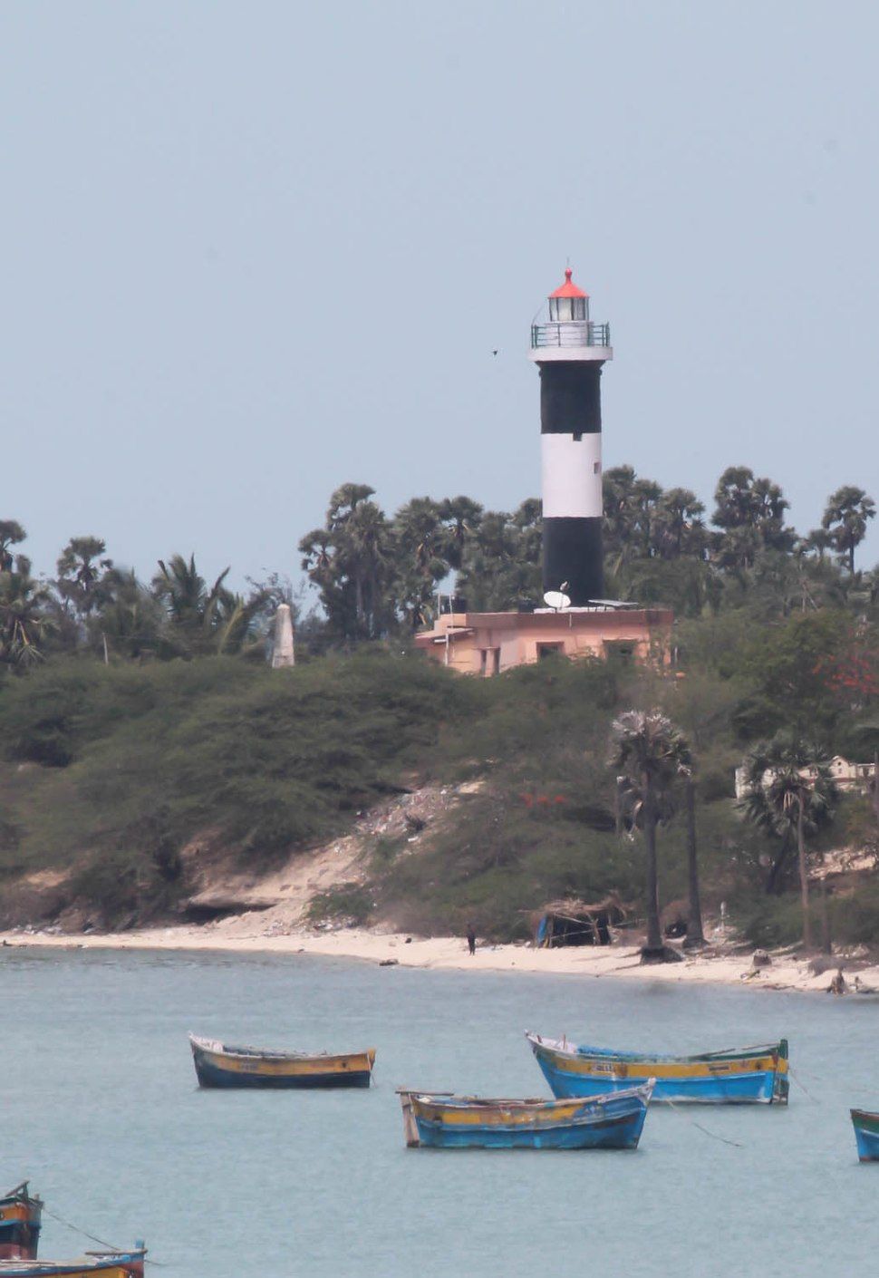 Pamban lighthouse, Rameswaram