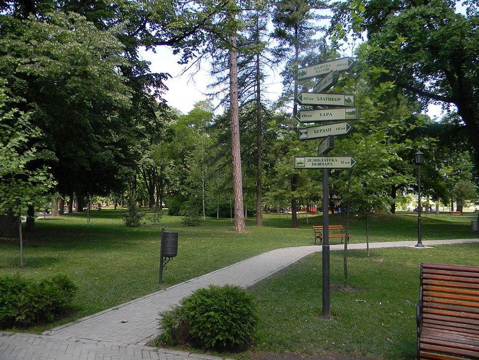 Pančevo Narodna bašta2