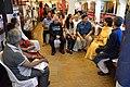 Panelists - Apeejay Bangla Sahitya Utsav - Kolkata 2015-10-10 5345.JPG