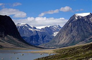 Auyuittuq National Park national park located on Baffin Island, Canada