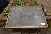Gedenksteen Weense Plein