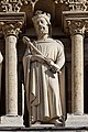 Paris - Cathédrale Notre-Dame -Galerie des rois - PA00086250 - 012.jpg