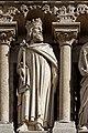 Paris - Cathédrale Notre-Dame -Galerie des rois - PA00086250 - 026.jpg