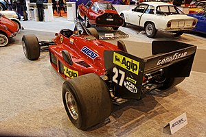 Paris - Retromobile 2014 - Ferrari 156 85 - 1985 - 002.jpg