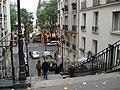 Paris 75018 rue Caulaincourt no 65, Cépage Montmartrois.jpg