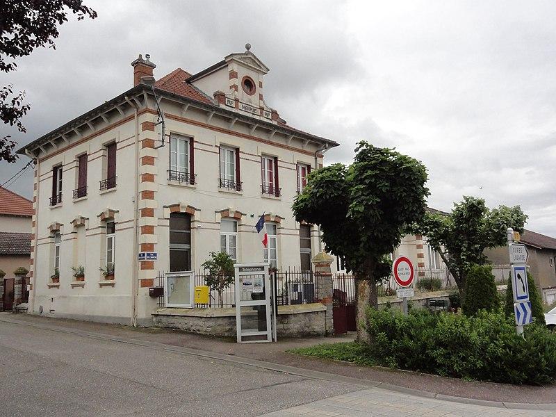 Parroy (M-et-M) mairie