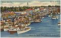 Part of the shrimp fleet fishing out of this port, Morgan City, La. (8185139653).jpg
