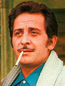 Domenico Modugno Italian singer-songwriter, actor and television presenter