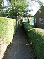 Path from Yarmouth Road to Preston Lane - geograph.org.uk - 1505334.jpg