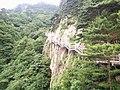 Pathway on the cliff - panoramio.jpg