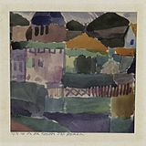 Paul Klee, In den Häusern von St. Germain