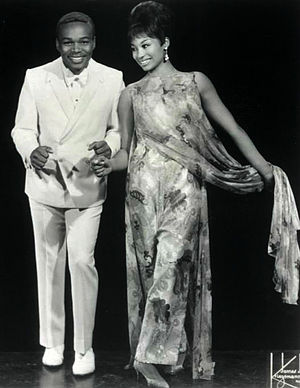 Peaches & Herb - Peaches and Herb in 1968.