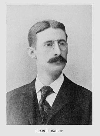 Pearce Bailey - Pearce Bailey (neurologist).