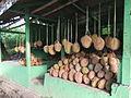 Penjual durian Palabuhanratu.JPG
