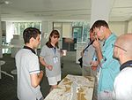 People at Wikimedia CEE Meeting 2016, Day 3, ArmAg (22).jpg