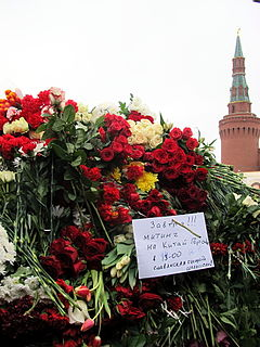 People came to the side of Boris Nemtsov's murder (2015-02-28; 20).JPG